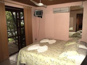 Pousada Baia Encantada, Guest houses  Porto Belo - big - 13