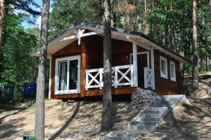 Domki Wakacyjne, Nyaralók  Kościerzyna - big - 1