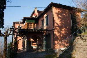 Agriturismo Castello di Vezio, Апарт-отели  Варенна - big - 15