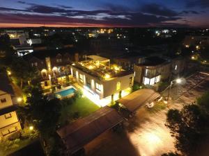 Solar Pampa Apart, Aparthotely  Mar de las Pampas - big - 31