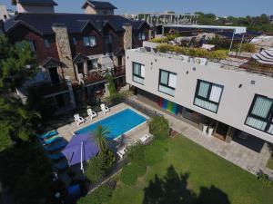 Solar Pampa Apart, Aparthotely  Mar de las Pampas - big - 42