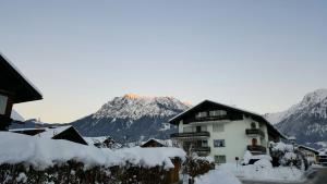 Alpenflair Ferienwohnungen Whg 202, Apartmány  Oberstdorf - big - 5