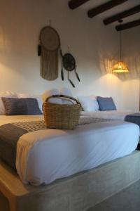 Tierra Mia, Hotel  Isola Holbox - big - 40