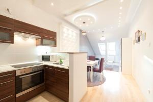 City Elite Apartments, Appartamenti  Budapest - big - 28