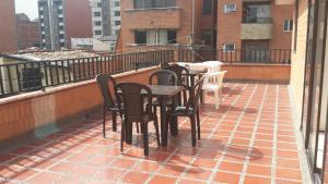 Habitaciones en Medellín (Apartahotel Ferjaz), Vendégházak  Medellín - big - 114