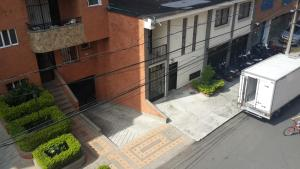 Habitaciones en Medellín (Apartahotel Ferjaz), Vendégházak  Medellín - big - 96
