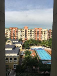 Chateau Elysee Ritz, Ferienwohnungen  Manila - big - 7