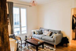 Apartment close to Place de Clichy