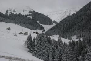 Azra Dağ Evi̇, Horské chaty  Güzelce - big - 1