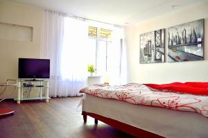 Apartments at Krushelnitskoy Street