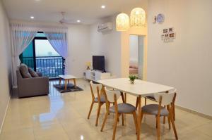 Sky Breeze, Ferienwohnungen  Johor Bahru - big - 13