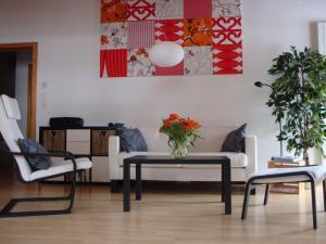 Chesa Surovas, Apartmány  Pontresina - big - 7