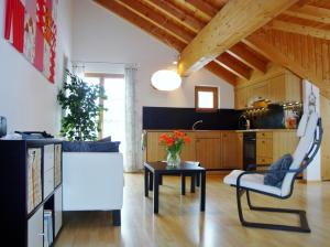 Chesa Surovas, Apartmány  Pontresina - big - 6