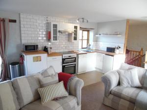 Primrose Cottage, Prázdninové domy  North Petherwin - big - 20