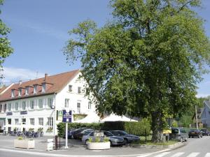 Hôtel Au Vieux Tilleul