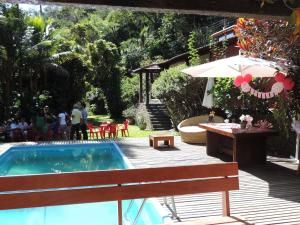 Sítio Santo Antonio, Prázdninové domy  Areal - big - 2
