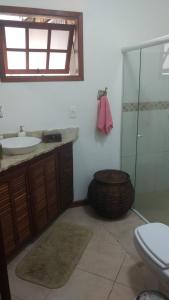 Sítio Santo Antonio, Dovolenkové domy  Areal - big - 3