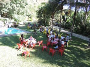 Sítio Santo Antonio, Dovolenkové domy  Areal - big - 10
