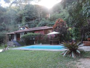 Sítio Santo Antonio, Dovolenkové domy  Areal - big - 14