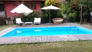 Sítio Santo Antonio, Prázdninové domy  Areal - big - 19