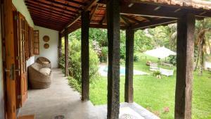 Sítio Santo Antonio, Dovolenkové domy  Areal - big - 20