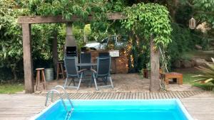 Sítio Santo Antonio, Prázdninové domy  Areal - big - 27