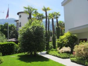 Residenz al Parco, Apartmány  Ascona - big - 1