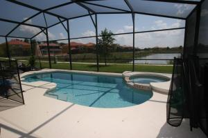 Marcello Six-Bedroom Home (211423), Vily  Kissimmee - big - 12