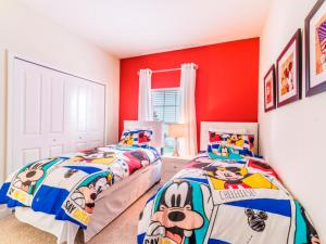 Brier Rose Five-Bedroom Home (211656), Vily  Kissimmee - big - 8