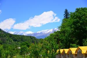 Into Wild Himalaya Camps, Manali