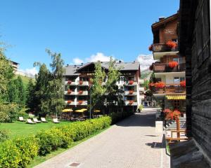 Allalin Apartments - Hotel - Saas-Fee