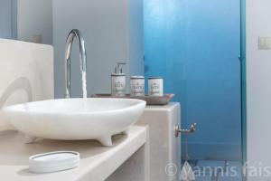 Pyrgos Blue, Aparthotels  Malia - big - 36
