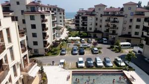 Al Rial Beach Apartments - фото 9
