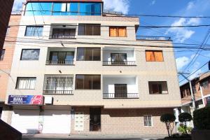 Habitaciones en Medellín (Apartahotel Ferjaz), Vendégházak  Medellín - big - 137