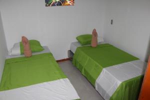 Habitaciones en Medellín (Apartahotel Ferjaz), Vendégházak  Medellín - big - 30