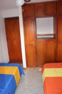 Habitaciones en Medellín (Apartahotel Ferjaz), Vendégházak  Medellín - big - 25