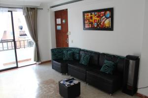 Habitaciones en Medellín (Apartahotel Ferjaz), Vendégházak  Medellín - big - 134