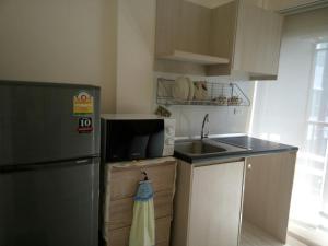Apartment Rattanatibet, Apartments  Nonthaburi - big - 12
