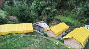 Offthecity Camp Kyar, Luxury tents  Shimla - big - 54
