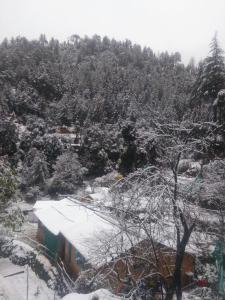 Offthecity Camp Kyar, Luxury tents  Shimla - big - 6