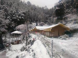 Offthecity Camp Kyar, Zelt-Lodges  Shimla - big - 7