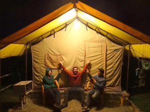 Offthecity Camp Kyar, Luxury tents  Shimla - big - 15