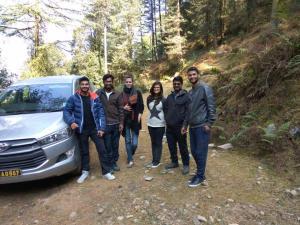 Offthecity Camp Kyar, Luxury tents  Shimla - big - 16