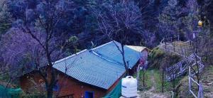 Offthecity Camp Kyar, Zelt-Lodges  Shimla - big - 19