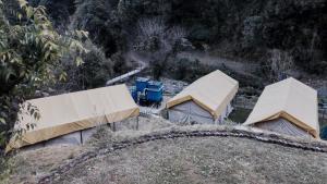 Offthecity Camp Kyar, Luxury tents  Shimla - big - 21