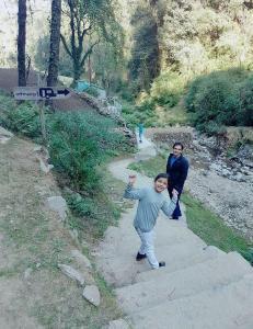 Offthecity Camp Kyar, Luxury tents  Shimla - big - 24