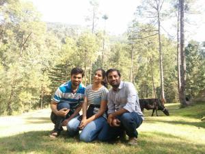Offthecity Camp Kyar, Luxury tents  Shimla - big - 25