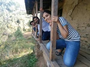Offthecity Camp Kyar, Luxury tents  Shimla - big - 26