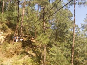 Offthecity Camp Kyar, Luxury tents  Shimla - big - 27