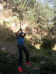 Offthecity Camp Kyar, Zelt-Lodges  Shimla - big - 30